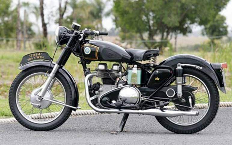 AJS Model 20 500 technical specifications
